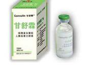 低精蛋白重组人胰岛素注射液