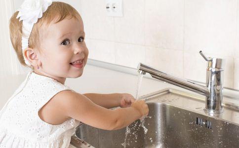 幼儿正确洗手步骤图片