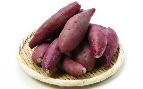红薯是老年人抵抗癌症的首选食物