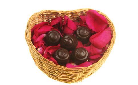 巧克力巧克力作用巧克力降低心血管死亡
