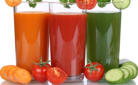 蔬菜汁 维生素C 健肾利尿 治疗前列腺癌