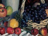 常吃葡萄苹果预防肝癌