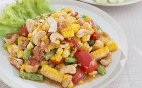 田园蔬菜沙拉 瘦身美食 饮食减肥