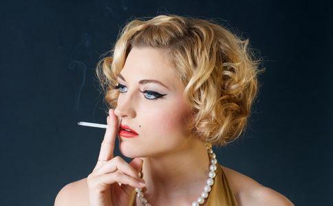 格蕾 女星 电子烟戒烟