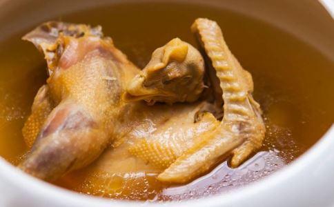 糙米浆煲鸡汤