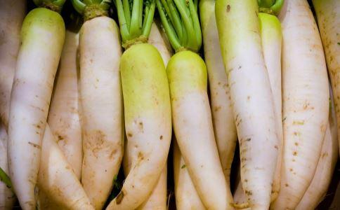 什么是白萝卜 白萝卜的营养价值 白萝卜的食疗功效