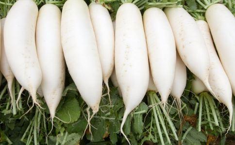 白萝卜的营养价值 白萝卜的作用功效 白萝卜 营养价值