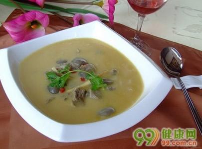 养肝护肝饮食 猪肝枸杞子汤的做法 猪肝枸杞子汤