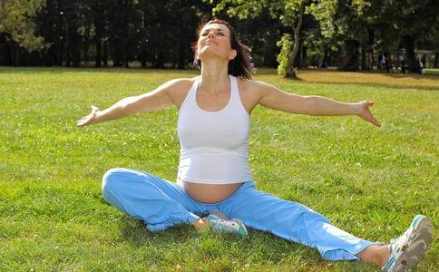 孕妇可以练习瑜伽吗(2)图片