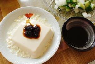 老人饮食:不宜多吃豆腐