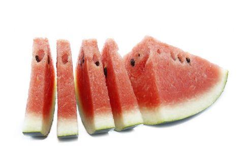 西瓜 吃西瓜的注意 夏季哪些人不宜吃西瓜