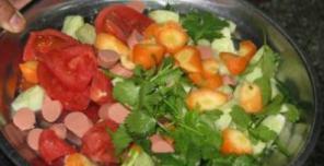 不宜凉拌的蔬菜有哪些?