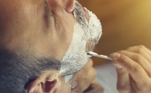 男性保健 男人剃胡子应注意什么