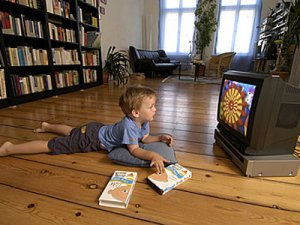儿童看电视太多有什么危害