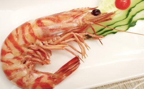 吃虾贝可以解决所有肌肤问题