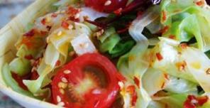 凉拌菜的健康吃法