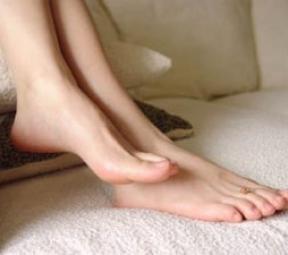 有效治疗脚气的中医小秘方