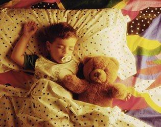 午睡的好处 午睡时间 儿童午睡多久才好