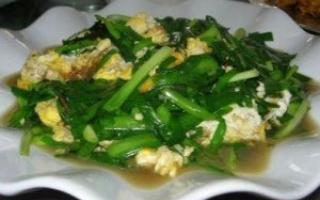 春季养生就吃韭菜 韭菜的6种功效_春季保健_保健_99健康网