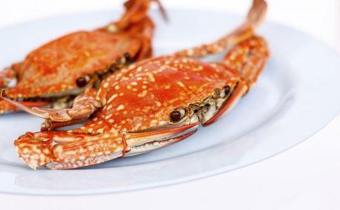 秋季养生吃螃蟹有哪些好处图片