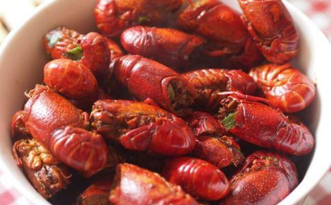 小龙虾的营养价值 小龙虾的功效 小龙虾的作用