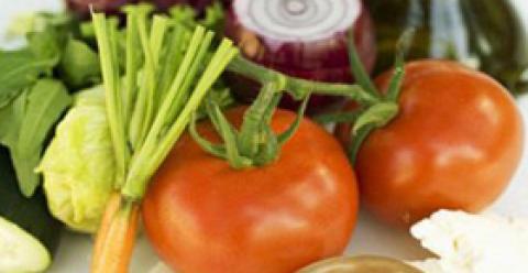 减肥吃什么 减肥的果蔬有哪些 吃哪些果蔬可以减肥