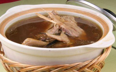 夏季菜谱 水鸭汤的做法大全图片