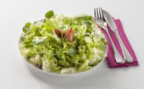 凉拌苦菊的做法 苦菊的营养价值 夏天凉拌菜菜谱