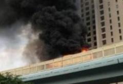 厦门BRT爆炸事故_公交着火如何急救