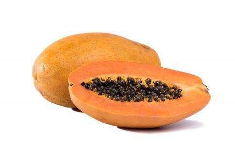 番木瓜 番木瓜的功效 番木瓜的作用