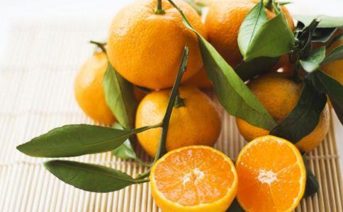 柑橘的功能