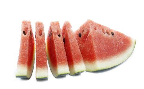 夏季清凉消暑食物 夏季消暑食物 夏天消暑食物