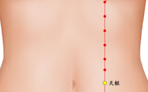 按摩腹部的减肥方法 如何按摩腹部能减肥 按摩哪些穴位可以减肥