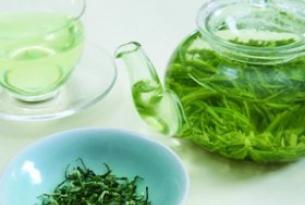常喝绿茶可以预防青光眼