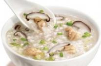 抗癌食谱:鲜美香菇粥