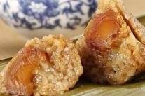 抗癌食谱:滋补猪肉粽