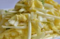 抗癌食谱:韭黄炒鸡蛋