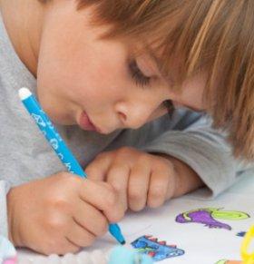 孩子学画画的好处 学绘画的好处 孩子学绘画的好处