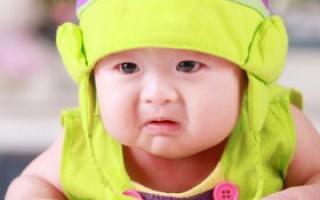小宝宝在什么情况下会哭闹不止_0-1岁护理_育儿_99健康网