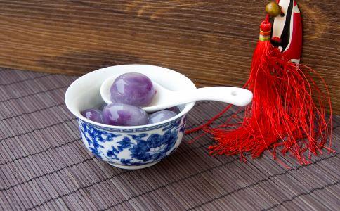 台湾芋圆怎么做 芋圆酒酿小丸子的做法 元宵节吃什么