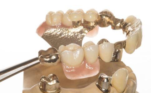 口腔健康保健常识 牙齿结构图