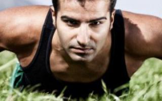 用俯卧撑来测试你的健康程度_健身_健身_99健康网