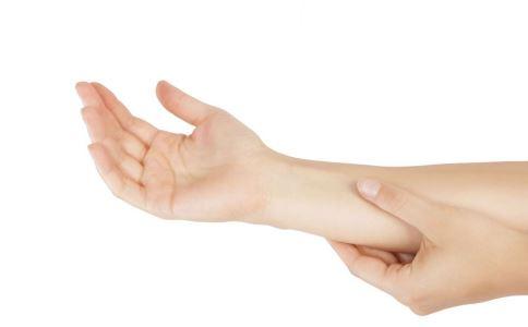 左手手部穴位图