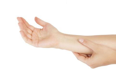 右手手部穴位图