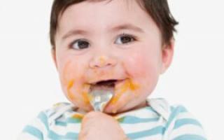 添加辅食有技巧 常见食物添加时间介绍_辅食添加_育儿_99健康网