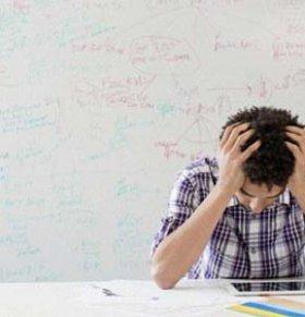 长期的压力会影响人体的短期记忆