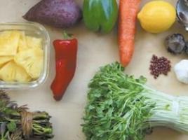 老人饮食 夏季多吃三类蔬菜