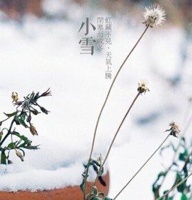小雪要如何养生 小雪养生吃什么 小雪养生的注意