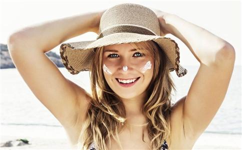 防晒方法大全 防晒霜的选择 防晒操作指导