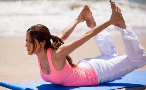 8种瑜伽动作 瘦腰瘦小腹